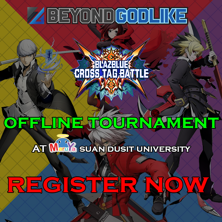 [BYG]BBxTag Offline Tournament