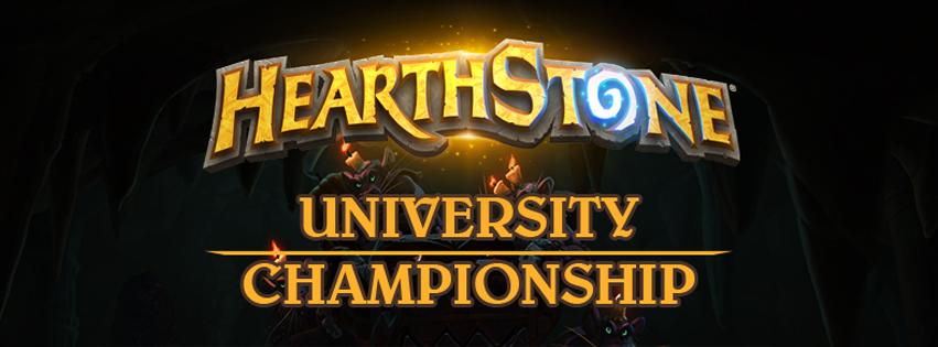Hearthstone University Championship Grand Final