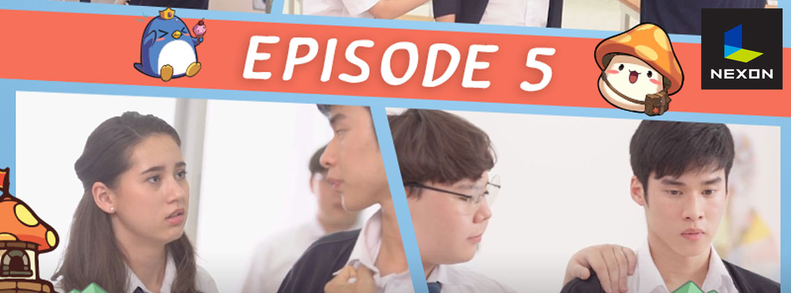 Maple Campus Class of Heroes EP.5