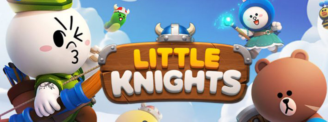LINE Little Knights สงครามอัศวินจิ๋ว เปิดให้เล่นแล้ววันนี้ พร้อมกันทั่วโลก!