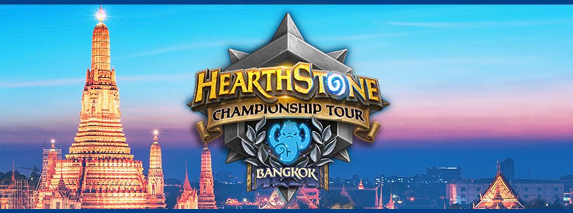 HCT Tour Stop Bangkok 16-18 มีนานี้