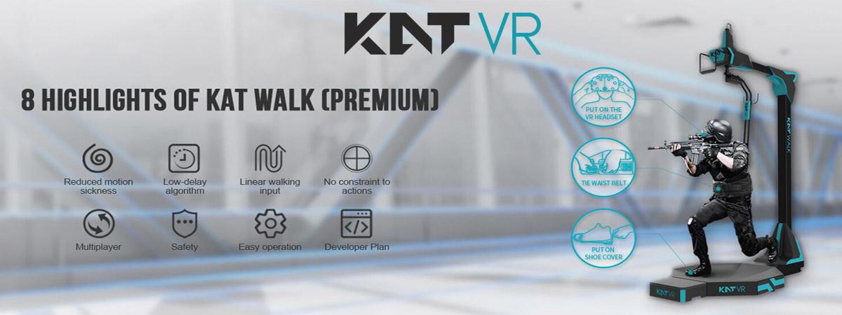 KAT-VR สัมผัสใหม่แห่งการเล่นเกมมีให้ทดลองเล่นแล้ววันนี้ !!