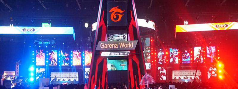 ยิ่งใหญ่ !! กับภาพบรรยากาศในงาน GARENA WORLD 2018 ที่ผ่านมา