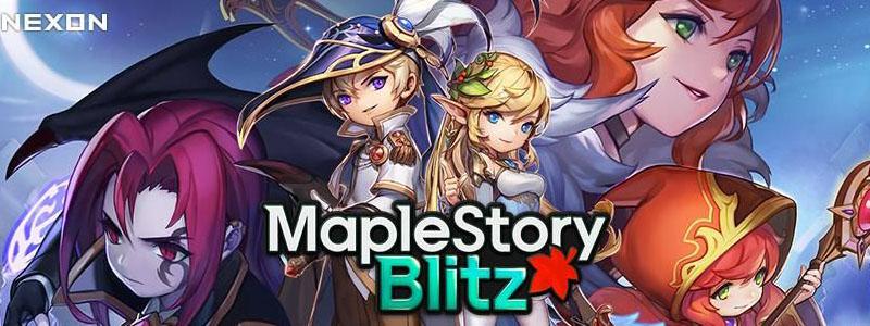 MapleStory Blitz อัพเดทโหมดใหม่ Grand Battle พร้อมกิจกรรมสุดว้าวรับซัมเมอร์