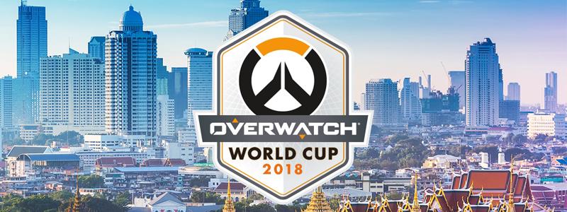 การแข่งขัน Overwatch World Cup รอบแบ่งกลุ่ม กรุงเทพฯ