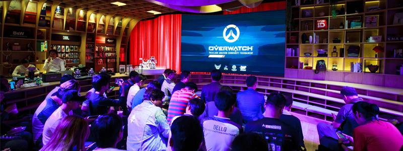 ขอบคุณสื่อมวลชน | Overwatch Thailand Amateur Community