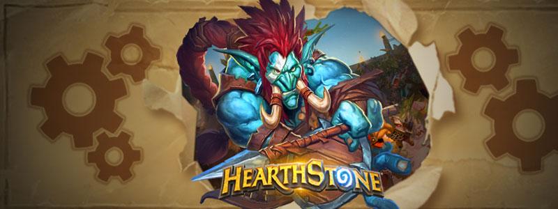 ปรับปรุงโหมดเล่นคนเดียวของ Rastakhan's Rumble ส่วนเสริมใหม่ของ Hearthstone ได้แล้ววันนี้
