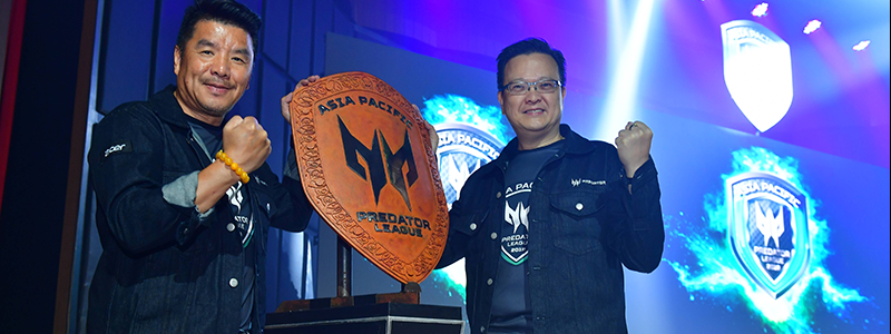 Asia Pacific Predator League 2019 26 ทีมอีสปอร์ต DOTA2 และ PUBG ตบเท้าเข้าชิงชัย ณ สนามกีฬาแห่งชาติ
