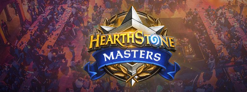 การแข่งขัน Hearthstone แกรนด์มาสเตอร์ใกล้เข้ามาแล้ว
