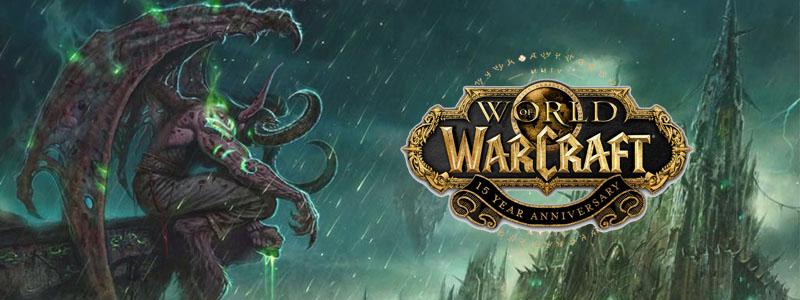 World of Warcraft ฉลองครบรอบ 15 ปี เปิดตัว World of Warcraft Classic !!