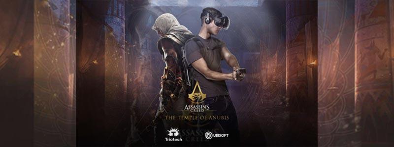 Ubisoft ท็อปฟอร์ม เปิดเกมยักษ์ใหญ่ของค่ายเวอร์ชั่น VR