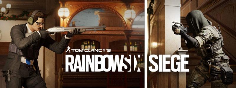 Operator คนใหม่ใน Rainbow Six Siege มาแล้ว!!