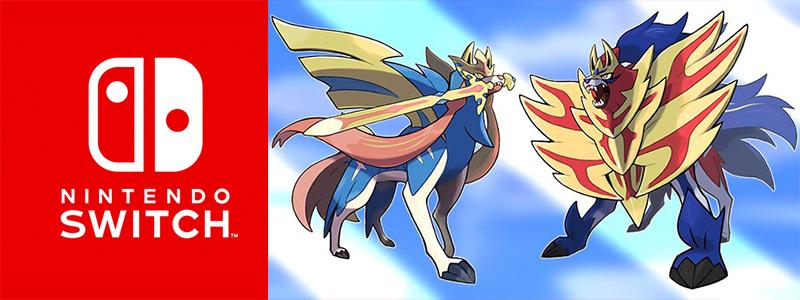 Pokémon Sword & Shield ปล่อยตัวอย่างใหม่อีกแล้ว ต้อนรับการเปิดจอง!!