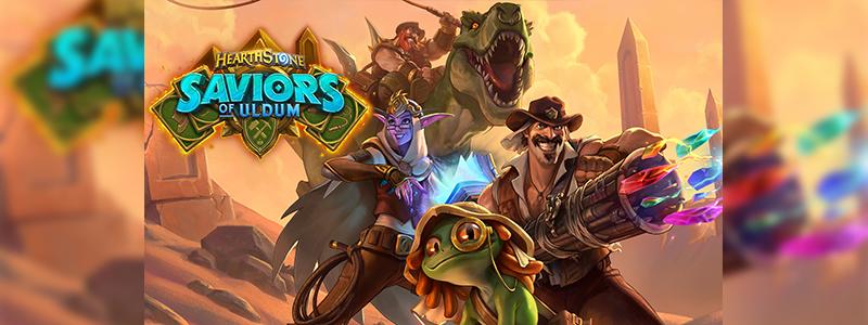 เริ่มการสำรวจ Hearthstone™ ระดับสุดยอดใน Saviors of Uldum™ ที่เปิดให้เล่นแล้ววันนี้!