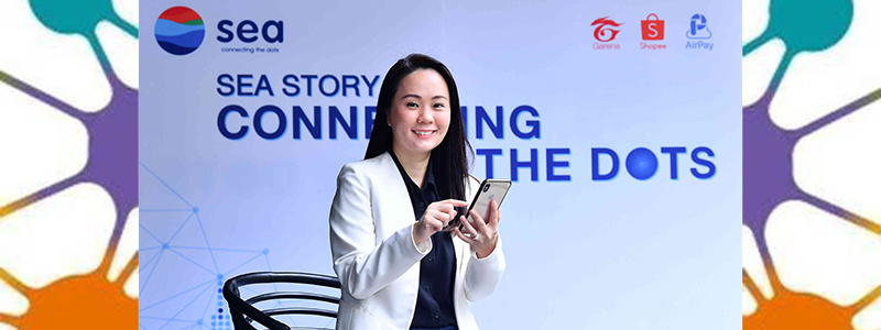 Sea (ประเทศไทย) ตอกย้ำพันธกิจ 'Connecting the dots' พร้อมยกระดับเศรษฐกิจดิจิทัล !!