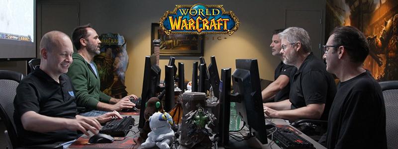 ระลึกความหลังกับทีมผู้พัฒนา World of Warcraft Original