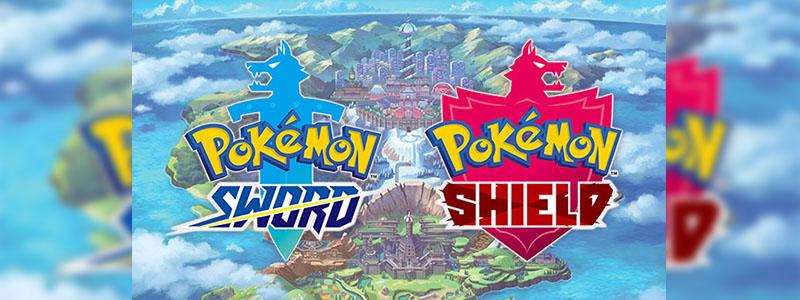 ชมคลิปอัปเดตล่าสุดของเกม Pokemon Sword & Shield !!