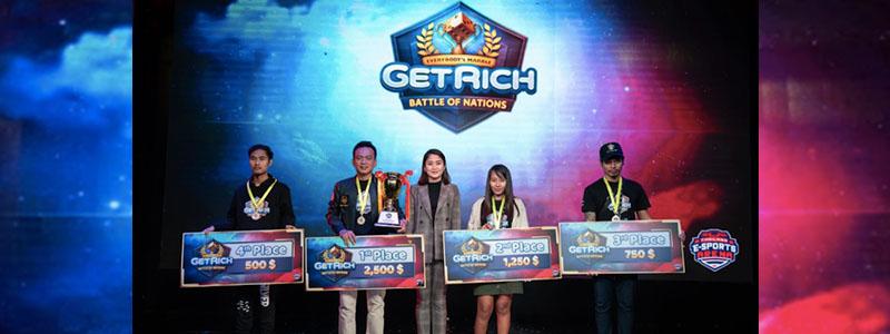 อินโดนีเซียคว้าแชมป์เกมเศรษฐี การแข่งขัน Get Rich Battle of Nations เฉือนชนะไทย คว้าเงินรางวัลกว่า 100,000 บาท ไปครอง