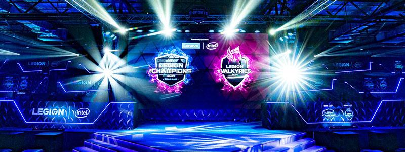 สรุปผลการแข่งขันงาน Legion of Champions Series IV Thailand Qualifier