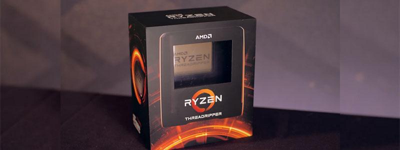 AMD เปิดตัวโปรเซสเซอร์ตระกูล 3rd Gen Ryzen Threadripper โปรเซสเซอร์ระดับไฮเอนด์ที่เร็วที่สุดในโลก
