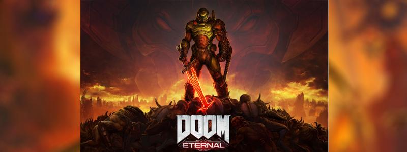 แนะนำเกมน่าสนใจประจำเดือน มีนาคม: Doom Eternal