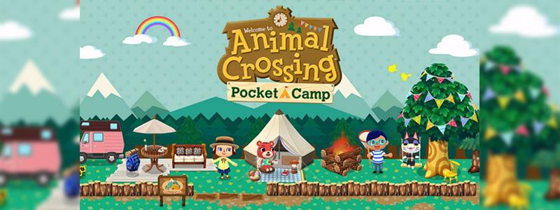 ไม่เล่นเดี๋ยวตกเทรนด์สำหรับ Animal Crossing : Pocket Camp