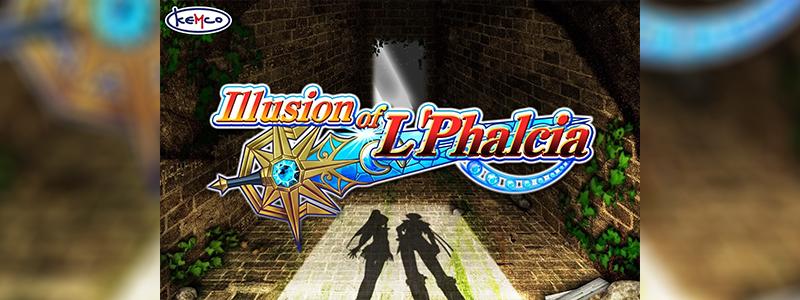 [Review] Illusion of L'Phalcia เกม RPG กับระบบ Runegem สุดพิเศษ