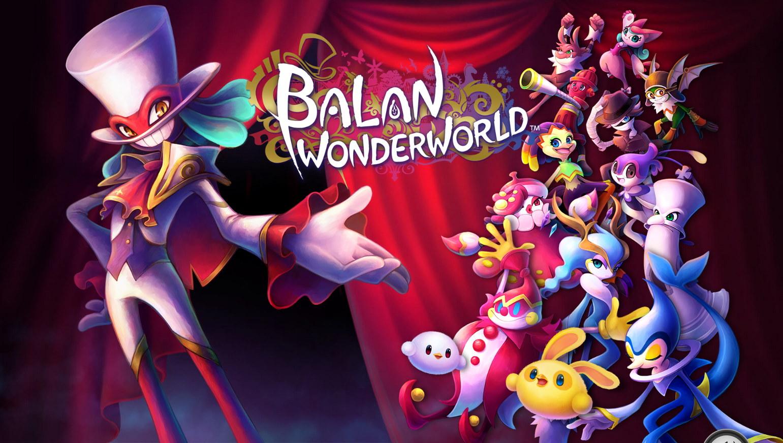เจิดจรัสดั่งดวงดาวไปกับเกม BALAN WONDERWORLD พร้อมวางจำหน่ายในวันที่ 26 มีนาคม 2021