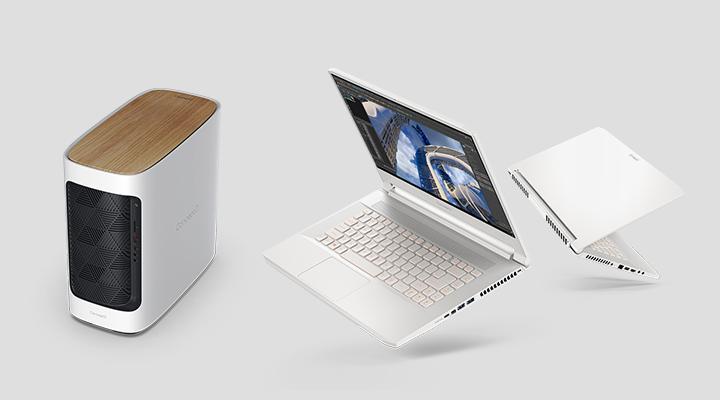 Acer เปิดตัวเดสก์ท็อป ConceptD โมเดลล่าสุด สำหรับนักสร้างสรรค์