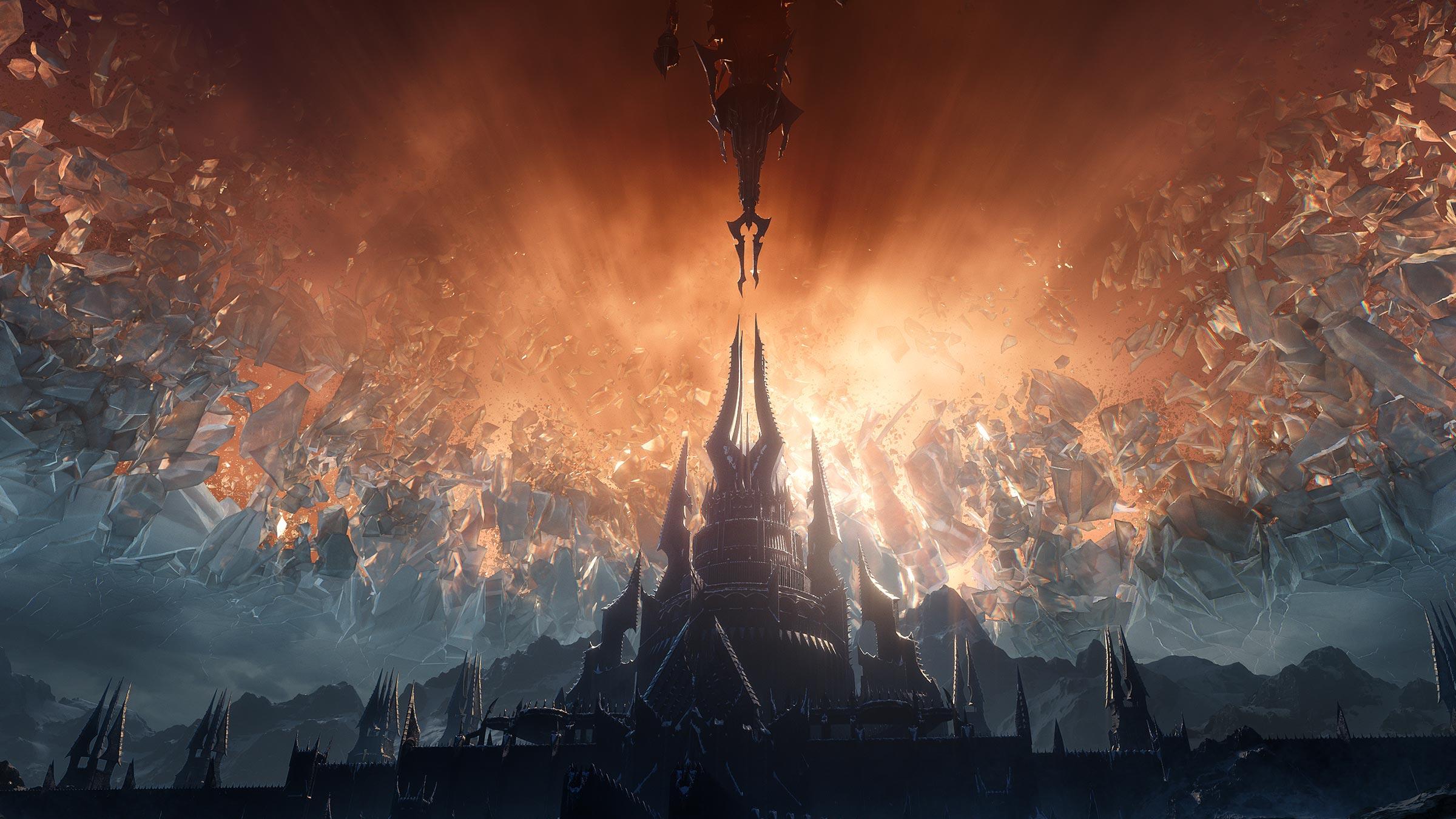 Blizzard ประกาศ World of Warcraft: Shadowlands วางจำหน่ายแพทช์เสริมแล้ว!