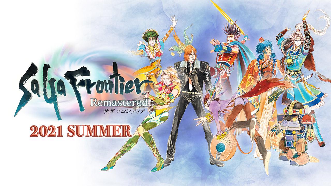 SaGa Frontier เตรียมรีมาสเตอร์ลง PS4, Switch, PC และบนมือถือปีหน้า!