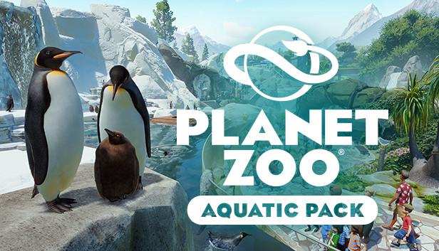 """เตรียมพบกับน้อนเพนกวินใน DLC ตัวใหม่จากเกม Planet Zoo ในชื่อ """"Aquatic Pack"""""""