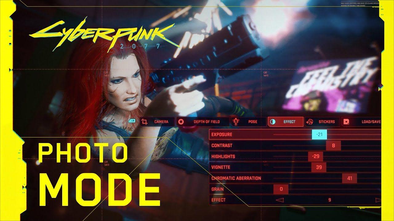 สายแชะภาพถูกใจสิ่งนี้! Cyberpunk 2077 ปล่อยตัวอย่างใหม่ โชว์ระบบ Photo Mode สุดล้ำ