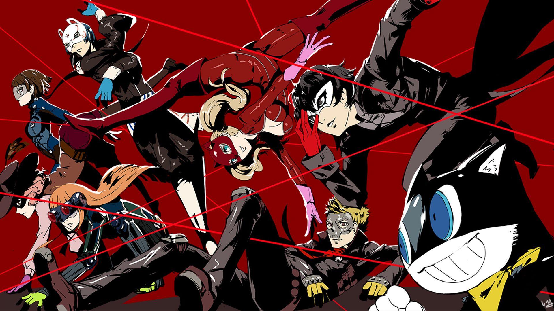 Persona 5 Strikers มากับตัวอย่างใหม่ พร้อมเตรียมวางจำหน่ายตัวเกมในเดือนกุมภาพันธ์นี้!