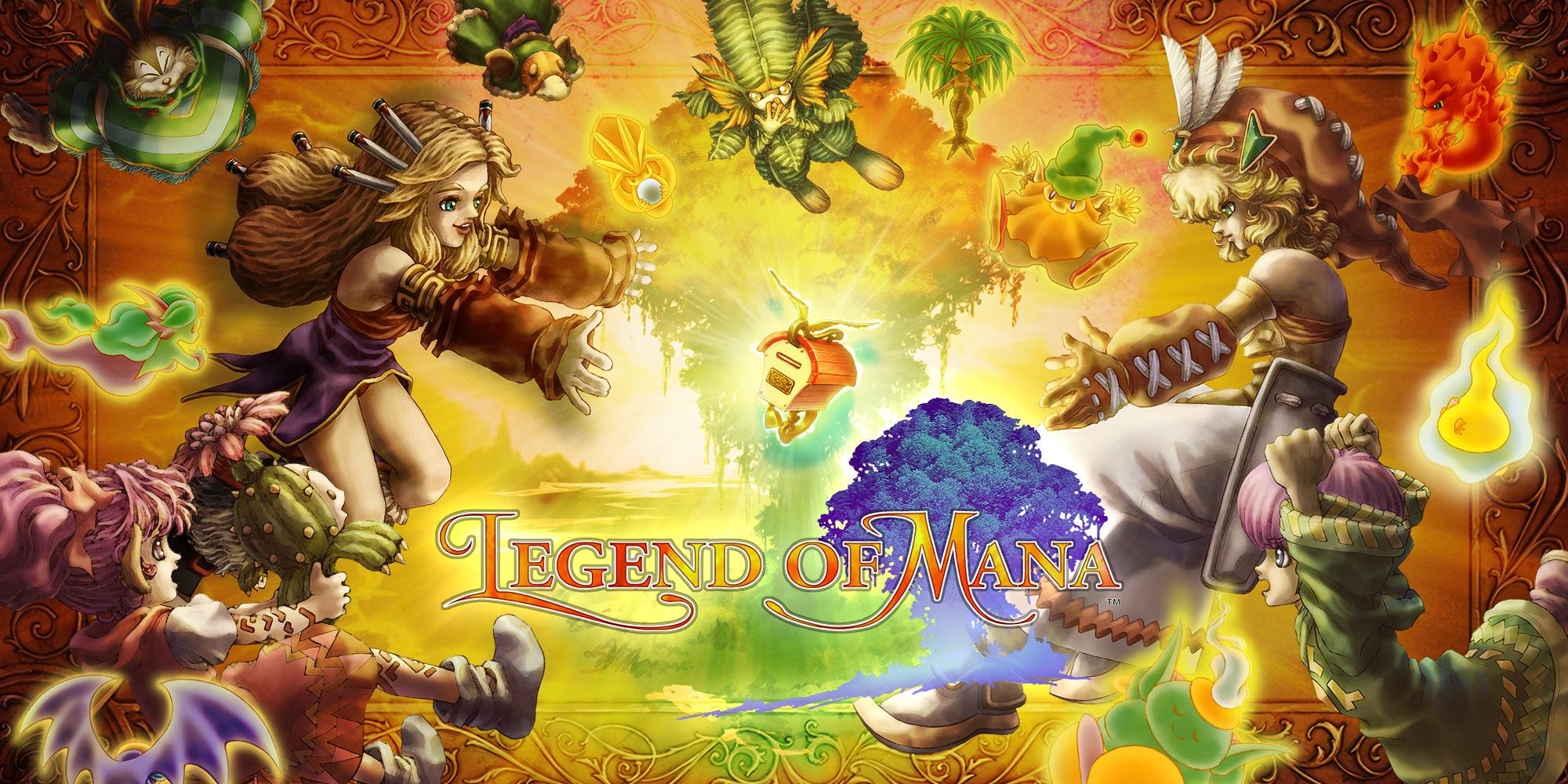 Legend of Mana HD Remastered ตำนาน RPG กลับมาอีกหนึ่ง