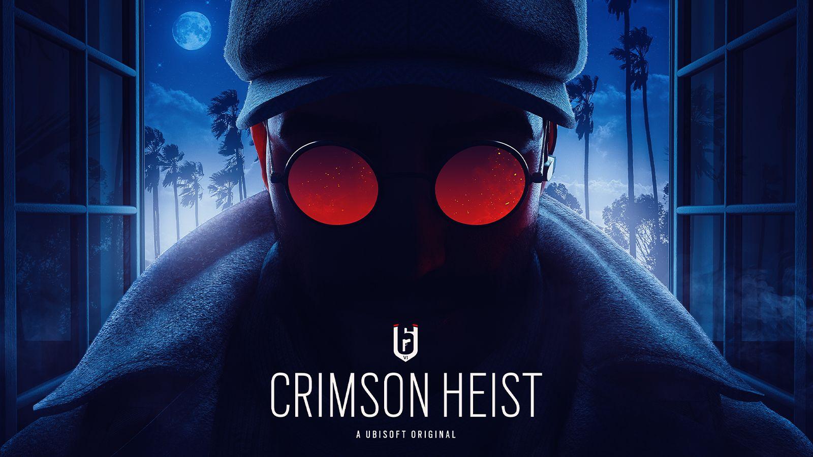 """Rainbow Six Siege เปิดเผยเนื้อหาแรกของปี 6 """"Crimson Heist"""" พร้อมเปิดตัว Operator คนใหม่นามว่า Flores"""