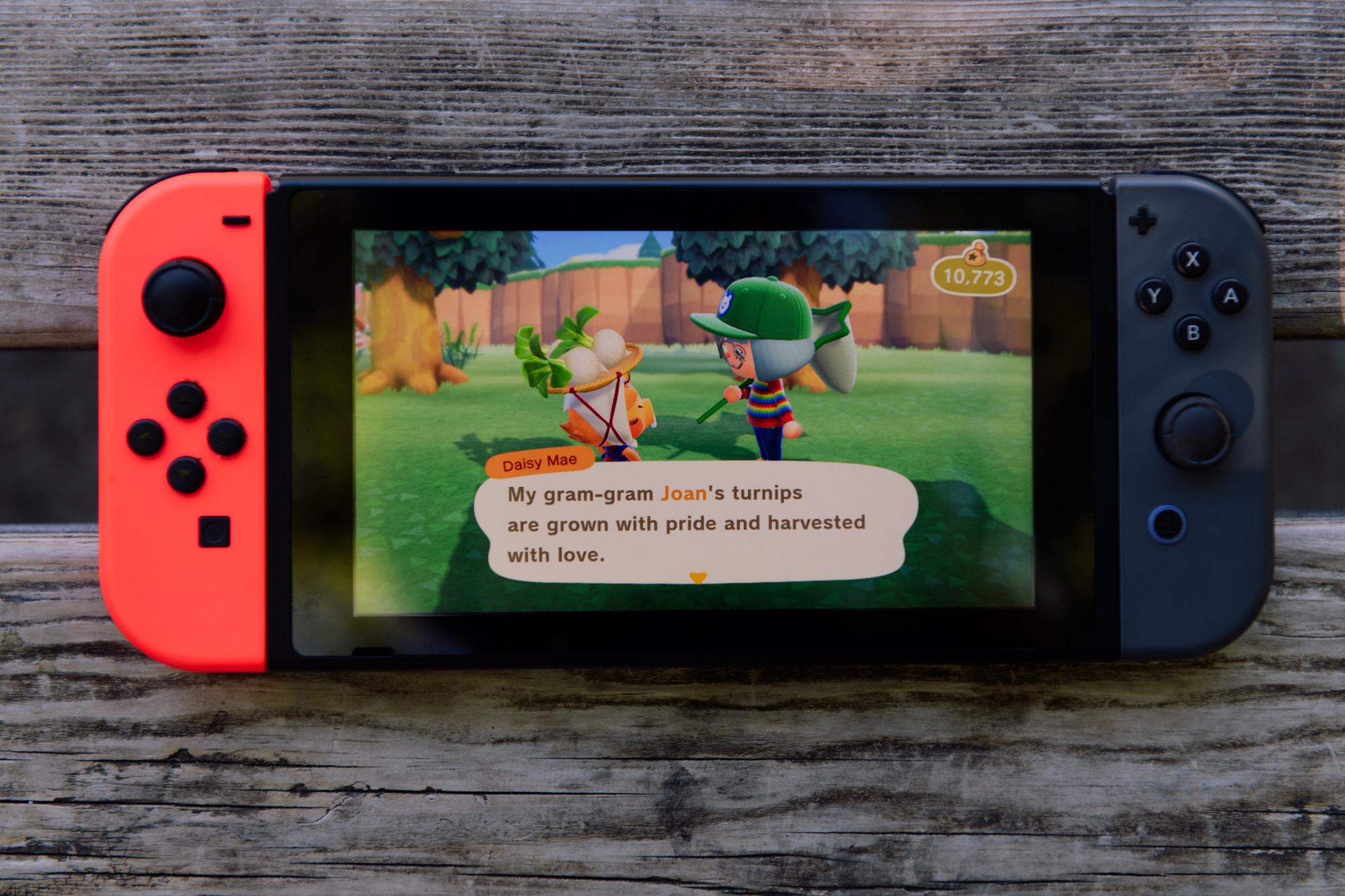 ข่าวลือล่าสุด! Nintendo เตรียมเปิดตัว Switch โมเดลใหม่ใช้หน้าจอ OLED ขนาด 7 นิ้ว พร้อมภาพระดับ 4k บน Docked ภายในปีนี้?