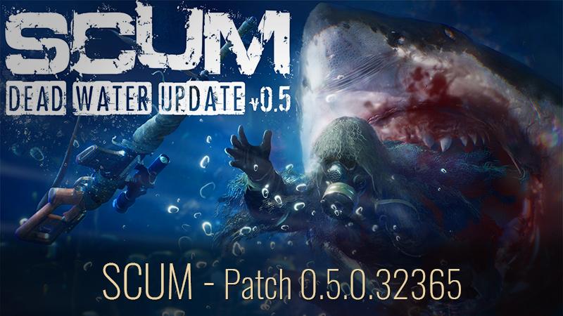 เตรียมล่องเรือบุกทะเล ต่อสู้กับฉลามสุดอันตรายใน Dead Water อัปเดตล่าสุดของเกมเอาตัวรอดยอดฮิตอย่าง Scum