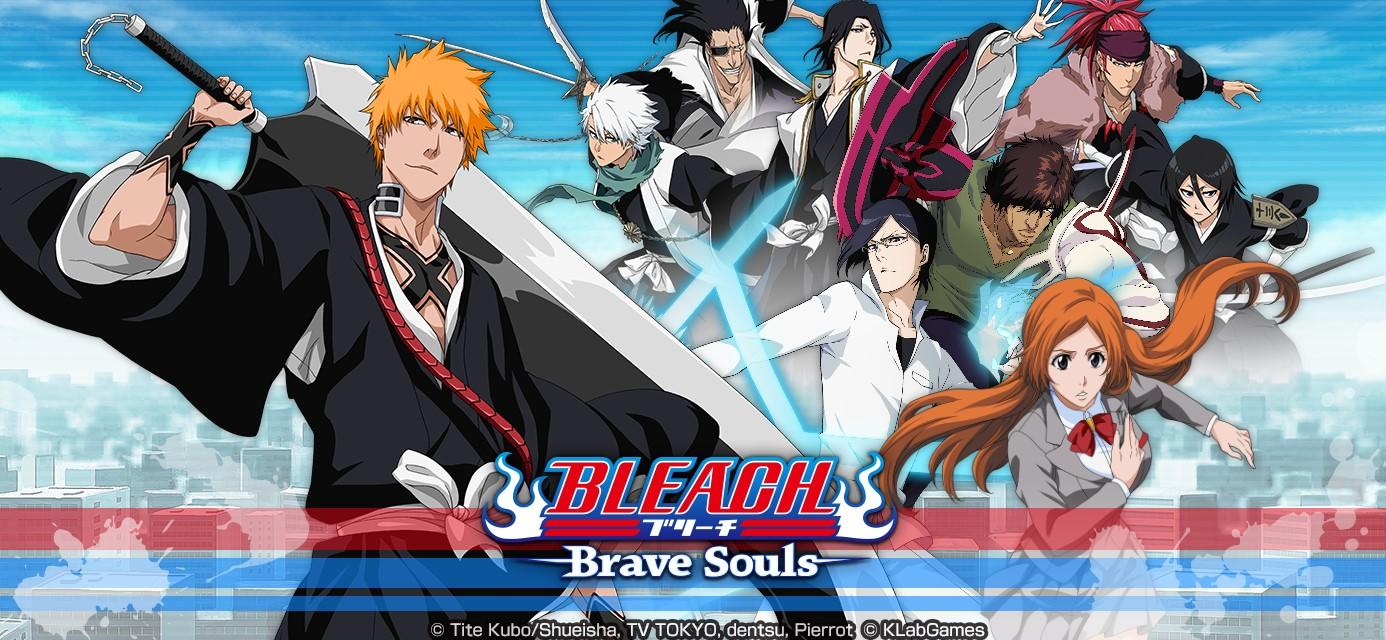 """Bleach: Brave Souls"" ประกาศให้บริการเวอร์ชัน PlayStation®4! พร้อมเปิด Official Discord อย่างเป็นทางการ!"