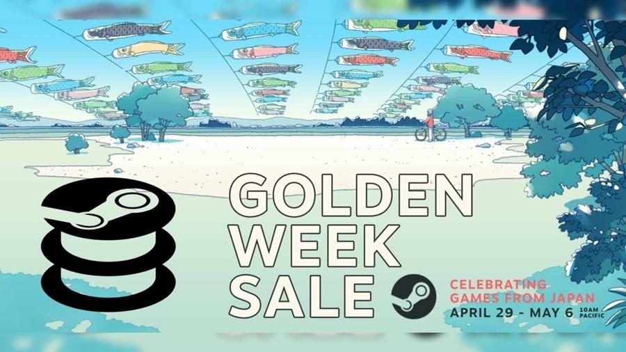 Steam เตรียมจัดเทศกาล Golden Week Sale เทศกาลลดราคาเกมญี่ปุ่นเริ่มกิจกรรมปลายสัปดาห์นี้