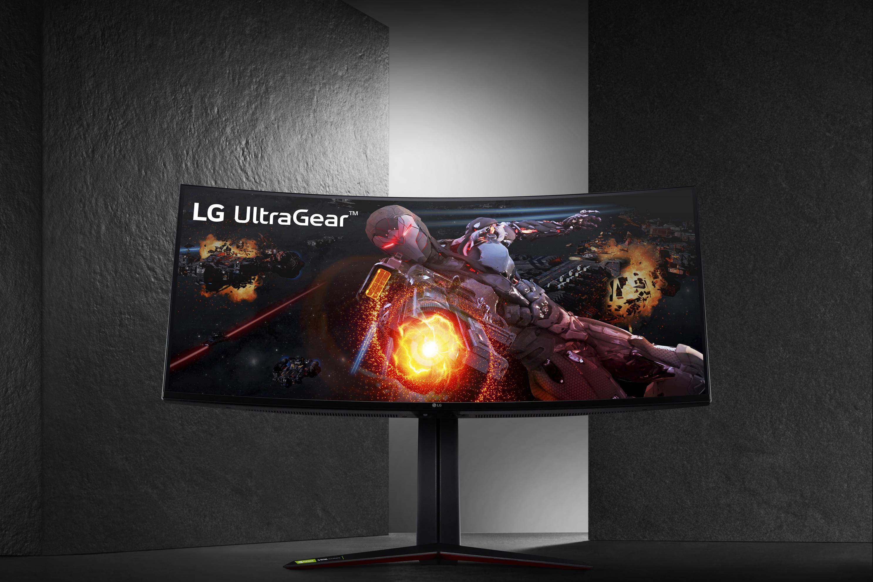 แอลจีส่งจอ LG UltraGear สี่รุ่นใหม่ ปล่อยความมันส์เต็มสูบเอาใจเกมเมอร์ไทย