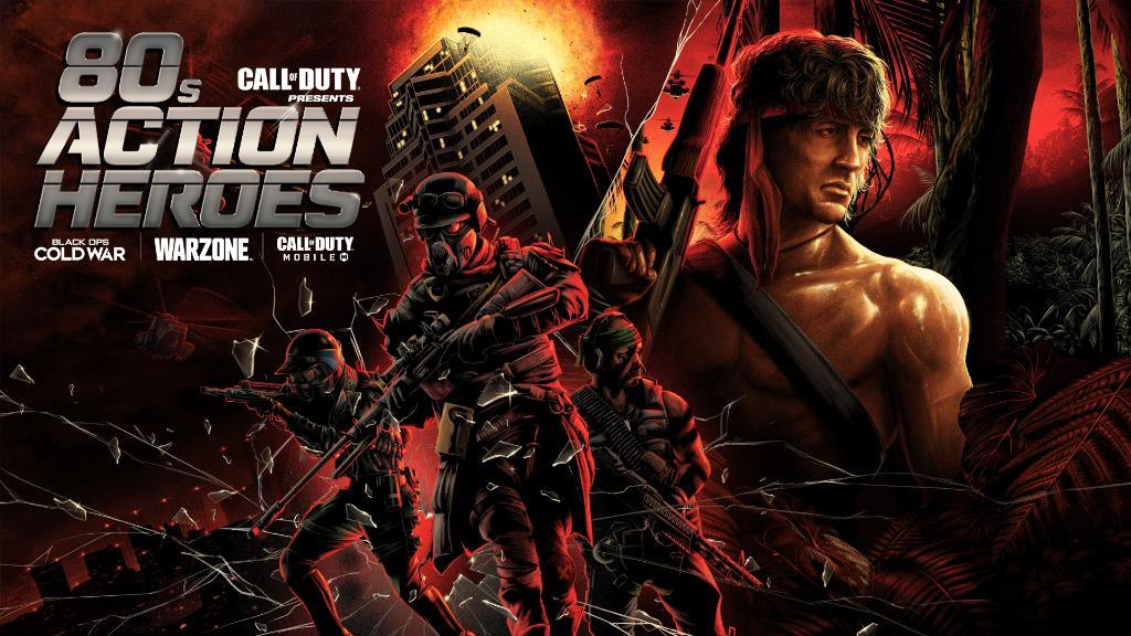 Call of Duty ร่วมกับภาพยนตร์ Rambo และ Die Hard เตรียมอัปเดตอีเวนต์ใหม่เข้าสู่เกมในวันที่ 20 พฤษภาคมนี้