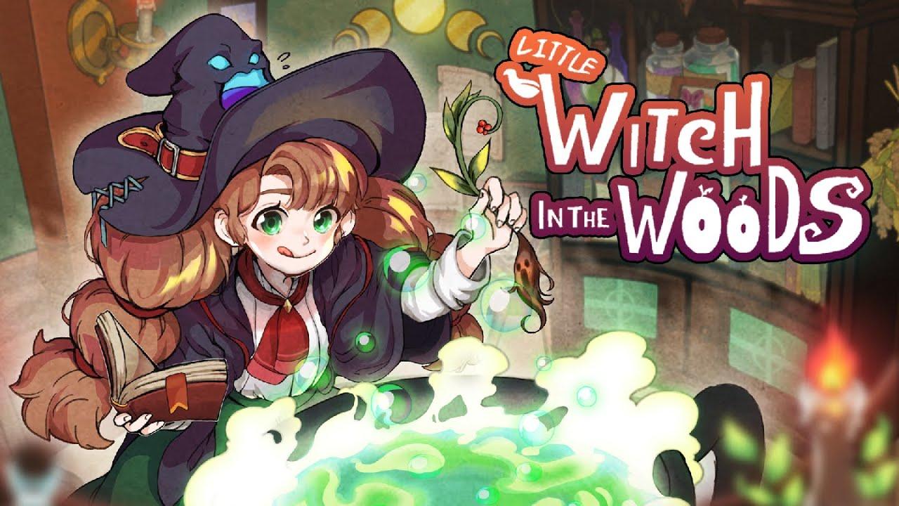 Little Witch in the Woods เกมแม่มดตัวน้อยในโลกแฟนตาซี เปิดให้เล่นเดโมฟรีบน Steam แล้วตอนนี้!