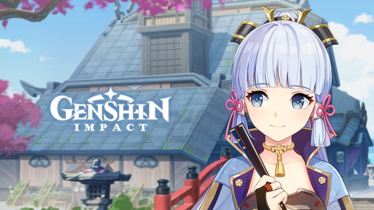 Genshin Impact ปล่อยวิดีโอตัวอย่างใหม่ของตัวละคร Kamisato Ayaka ส่งท้ายก่อนการอัปเดตใหญ่ในวันที่ 21 กรกฎาคมนี้