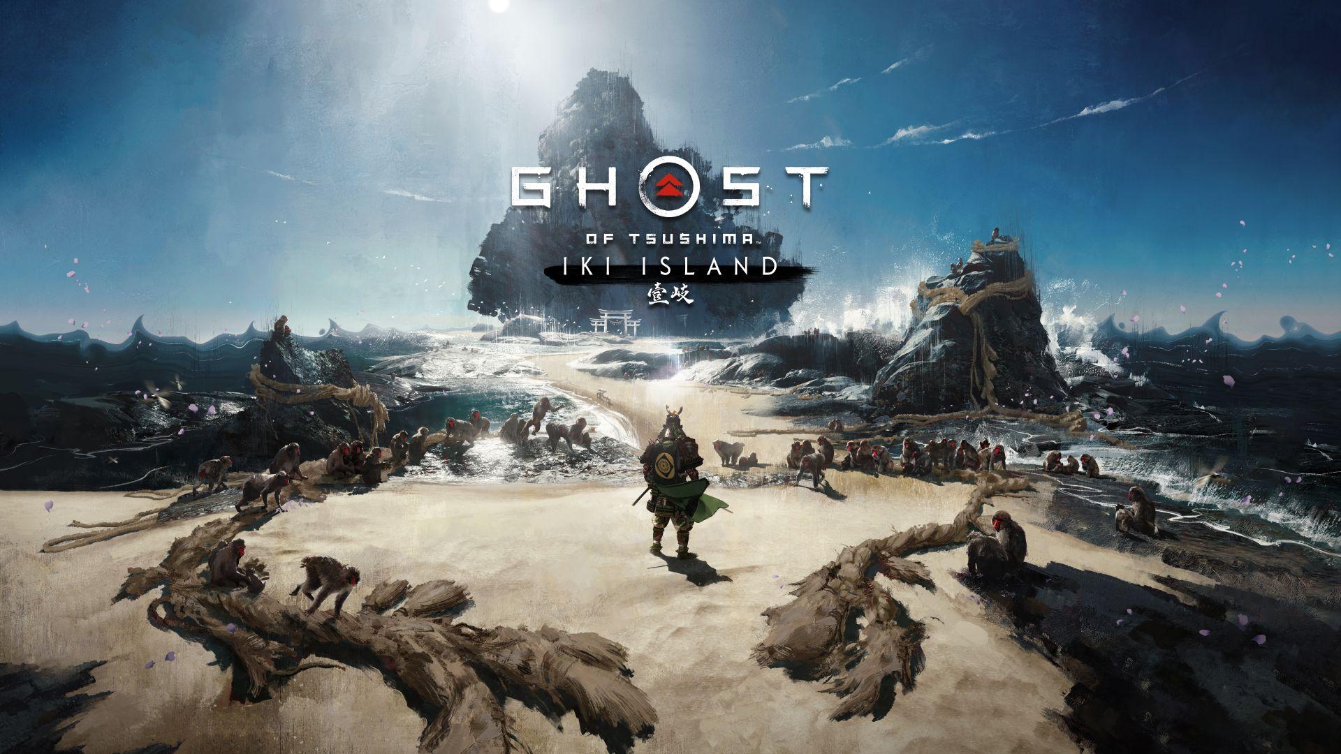 เปิดตัวอย่างใหม่จากเกม Ghost of Tsushima เวอร์ชั่น Director's Cut โชว์ให้เห็นเรื่องราวใหม่บนเกาะ Iki