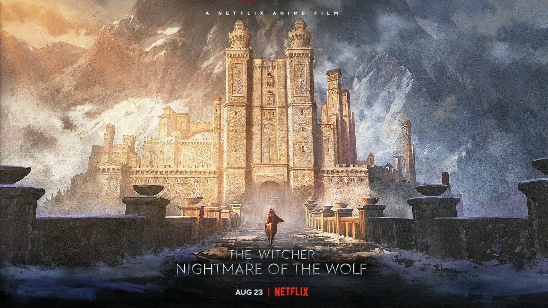 "Netfilx เปิดตัว The Witcher: Nightmare of the Wolf หรือในชื่อไทยคือ ""เดอะ วิทเชอร์ นักล่าจอมอสูร: ตำนานหมาป่า"""