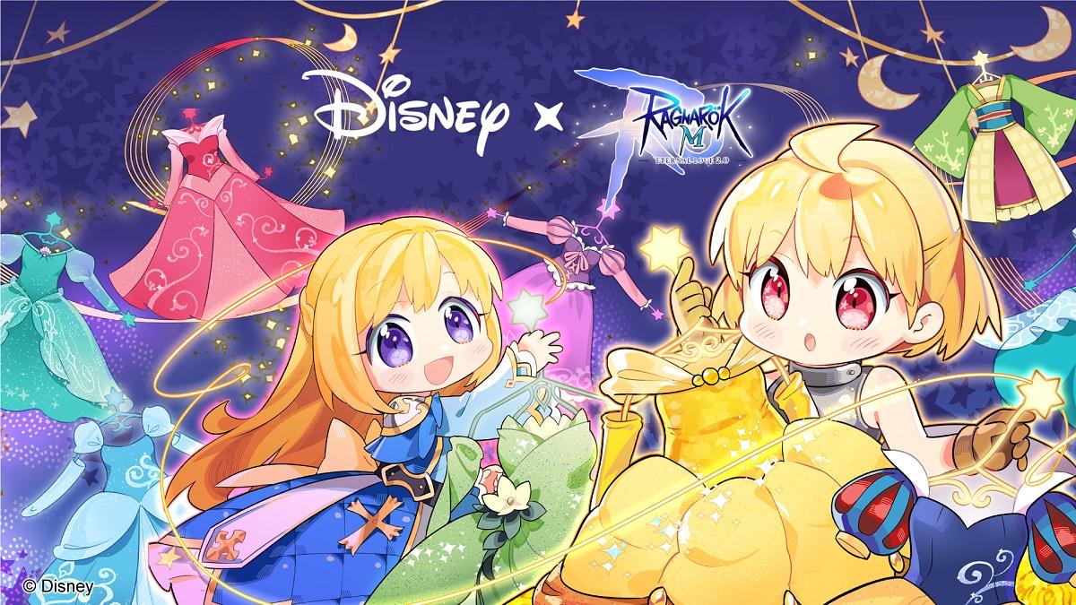 Ragnarok M: Eternal Love ครอสโอเวอร์กับ Disney สัมผัสความมหัศจรรย์ที่แท้จริง