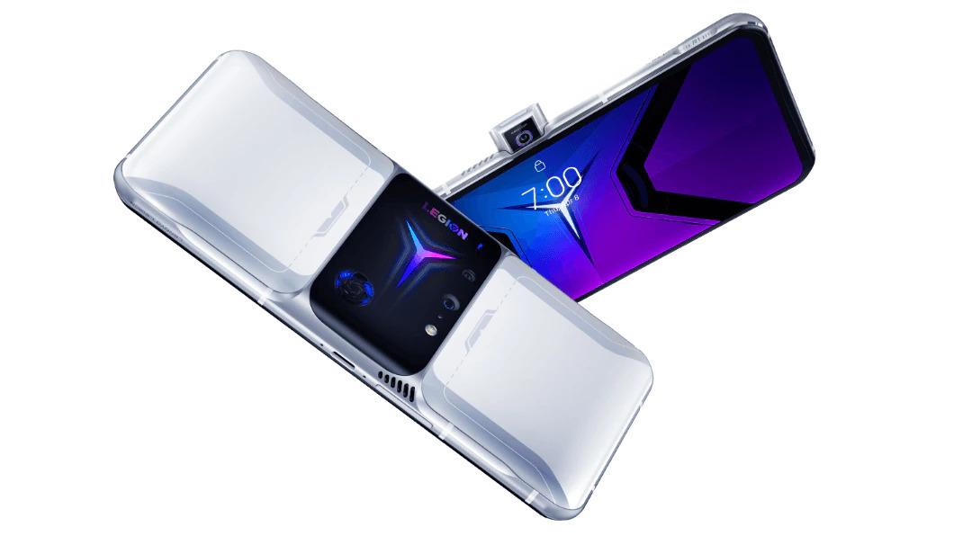 ชนะทุกเกมอย่างมีสไตล์ด้วยเกมมิ่งสมาร์ทโฟน Lenovo Legion Duel Phone 2 ใหม่ล่าสุด สีขาว Titanium White