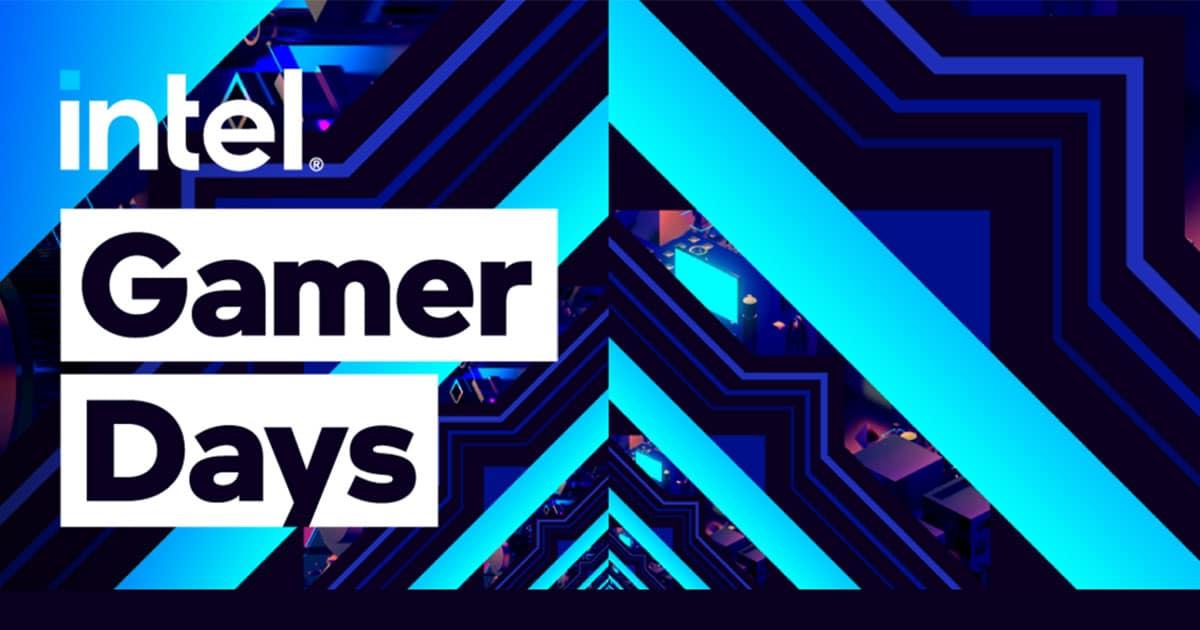 Intel Gamer Days 2021 ระเบิดความสนุกไปกับเทศกาลของเกมเมอร์