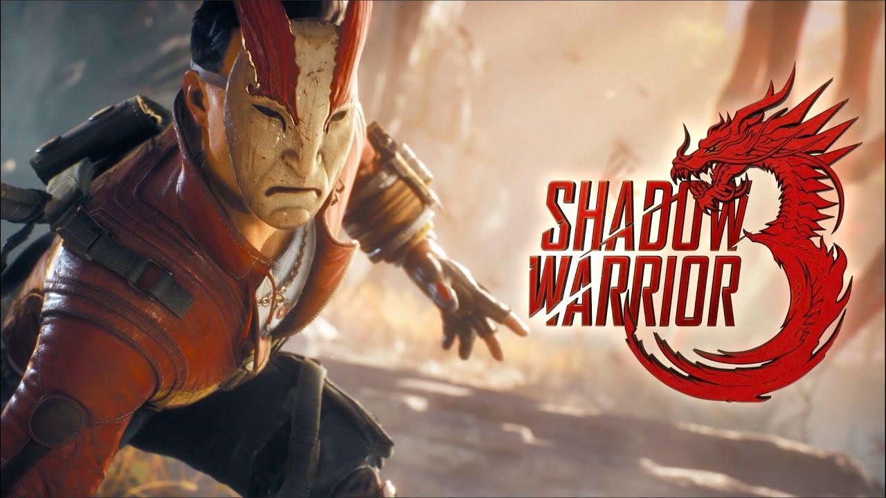 Shadow Warriors 3 ปล่อยวิดีโอตัวอย่างใหม่ พร้อมประกาศเลื่อนวางจำหน่ายเป็นช่วงปี 2022
